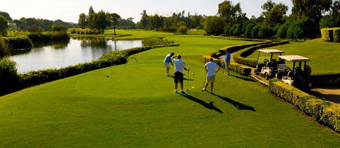 Professional Golf Tours Europe