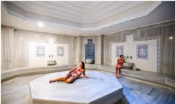 Crystal Tat Beach Golf Resort - Hamam